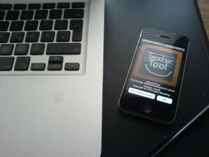 MacBook und iPhone