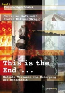 "Buchcover ""This is the End..."""